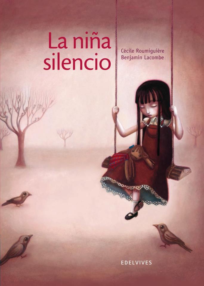 Cécile Roumiguière, Benjamine Lacombe: La niña silencio (1/3)