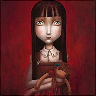 Cécile Roumiguière, Benjamine Lacombe: La niña silencio (2/3)