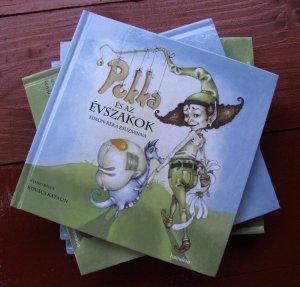 Mi primer libro infantil Pukka y las estaciones